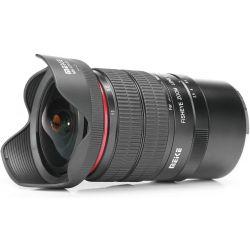Obiettivo Meike MK-6-11mm F3.5 compatibile mirrorless micro quattro terzi