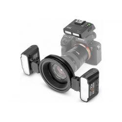 Meike Flash TTL Macro Twin Lite MT24 per fotocamere Sony