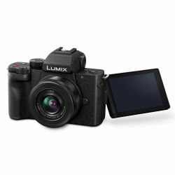 Fotocamera Mirrorless Panasonic Lumix DC-G100K kit 12-32mm [MENU ENG]