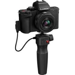 Fotocamera Mirrorless Panasonic Lumix DC-G100V kit 12-32mm + Tripod Grip