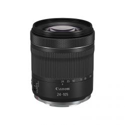 Obiettivo Canon RF 24-105mm F4-7.1 IS STM per mirrorless EOS R (Retail)