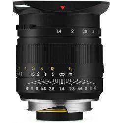Obiettivo TTArtisan 35mm F1.4 per mirrorless Leica M nero (A01B)