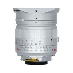 Obiettivo TTArtisan 35mm F1.4 per mirrorless Leica M Silver (A01S)