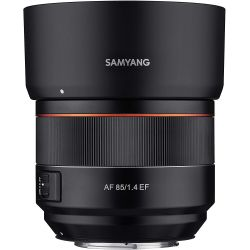 Obiettivo Samyang AF 85mm AutoFocus F1.4 per mirrorless Canon RF