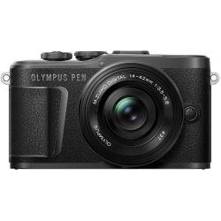 Fotocamera Mirrorless Olympus PEN E-PL10 Kit 14-42mm EZ nero