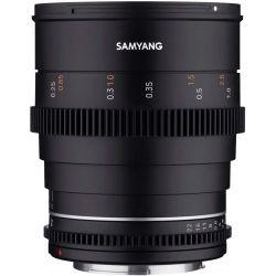 Obiettivo Samyang 24mm T1.5 VDSLR Mark II per reflex Canon EF