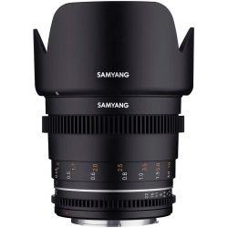 Obiettivo Samyang 50mm T1.5 VDSLR Mark II per mirrorless Sony E-Mount