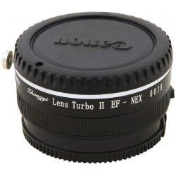 Zhongyi Mitakon Turbo adattatore II da obiettivo Canon a mirrorless Sony