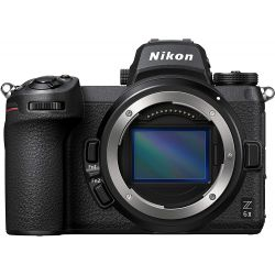 Fotocamera Mirrorless Nikon Z6 Mark II Body [MENU ENG] (no adattatore)