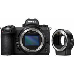 Fotocamera Mirrorless Nikon Z6 Mark II Body [MENU ENG] + adattatore FTZ