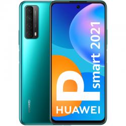 Smartphone Huawei P Smart (2021) Dual Sim 4GB RAM 128GB Verde