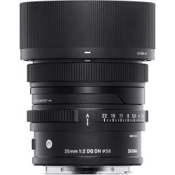 Obiettivo Sigma 35mm f/2 DG DN Contemporary per mirrorless L-Mount