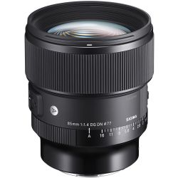 Obiettivo Sigma 85mm f/1.4 DG DN Art per mirroless L-Mount