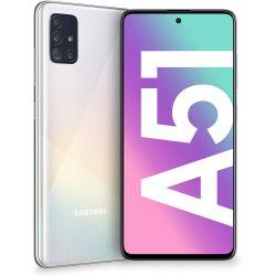 Smartphone Samsung Galaxy A51 A515 Dual Sim 4GB RAM 128GB Bianco