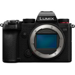 Fotocamera Mirrorless Panasonic Lumix DC-S5 Body [MENU ENG]