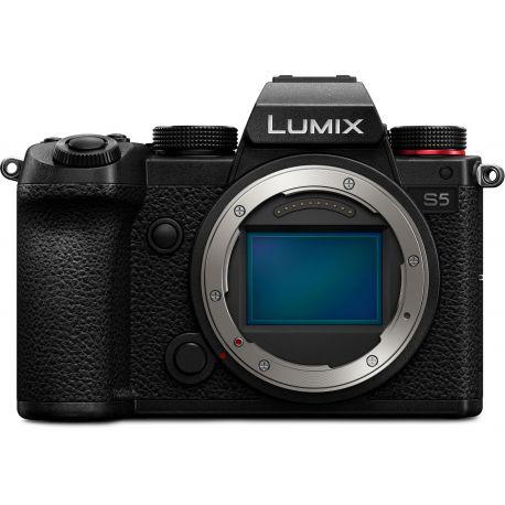 Fotocamera Mirrorless Panasonic Lumix DC-S5 Body [MENU ENG]