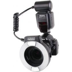 Triopo Flash anulare per fotocamere Canon TR-15EX-C