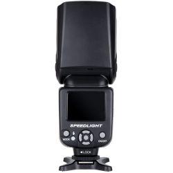 Triopo Flash TTL slave per fotocamere Canon o Nikon TR-985