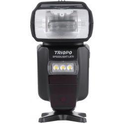 Triopo Flash per fotocamere universale con batteria al litio L-870