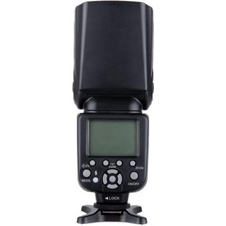 Triopo Flash TTL slave per fotocamere Canon o Nikon TR-988