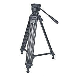 Triopo treppiedi video in alluminio DV-962