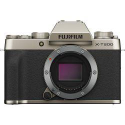 Fotocamera Mirrorless Fujifilm X-T200 body Champagne Gold