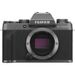 Fotocamera Mirrorless Fujifilm X-T200 body Dark Silver