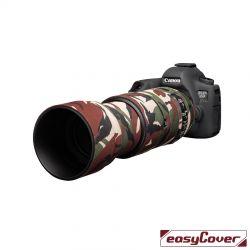 easyCover custodia in neoprene verde mimetico per obiettivo Sigma 100-400mm Contemporary lens oak