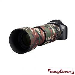 easyCover custodia in neoprene verde mimetico per obiettivo Tamron 100-400mm (A035)