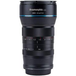SIRUI Obiettivo 24mm Anamorfico per mirrorless Sony E