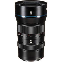 SIRUI Obiettivo 24mm Anamorfico per mirrorless Canon EOS M