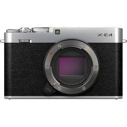 Fotocamera Mirrorless Fujifilm X-E4 body silver