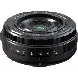 Obiettivo FUJINON XF 27mm F2.8 R WR per mirrorless Fujifilm *BULK* nero