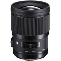 Obiettivo Sigma 28mm F1.4 DG HSM Art per Panasonic Leica Sigma L-Mount