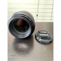 Obiettivo Yongnuo 85mm f/1.8 zoom fisso per Canon YN85mm F1.8C