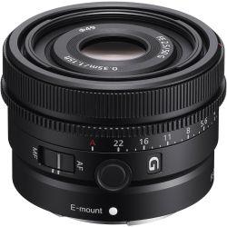 Obiettivo Sony FE 50mm F2.5 G