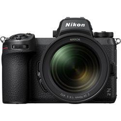Fotocamera Mirrorless Nikon Z7 Mark II Kit 24-70mm F4S (no adattatore)