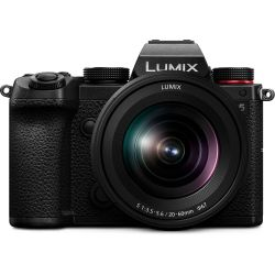 Fotocamera Mirrorless Panasonic Lumix DC-S5 kit 12-60mm