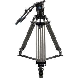 SIRUI BCT-3203 Treppiedi Broadcast Video in carbonio 10x con testa video BCH-30