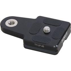 SIRUI TY-LP40 Piastra a sgancio rapido (con compatibilità cinturino)