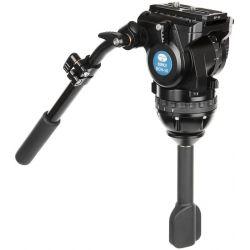 SIRUI BCH-10 testa video fluida per treppiedi serie BCT + testa 75mm half ball