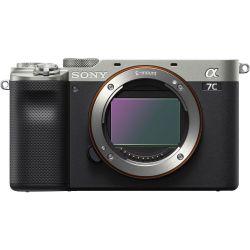 Fotocamera Mirrorless Full Frame Sony a7C body silver [MENU ENG] ILCE-7C