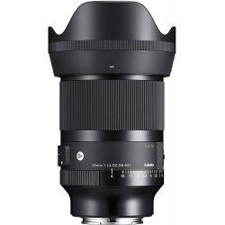 Obiettivo Sigma 35mm F1.4 DG DN Art per mirrorless Sony E