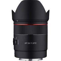 Obiettivo Samyang AF AutoFocus 24mm f/1.8 FE per mirrorless Sony E