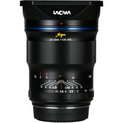 Obiettivo Laowa 33mm f/0.95 CF APO Argus per mirrorless Sony E