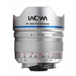 Obiettivo Laowa 9mm f/5.6 W-Dreamer FF RL per Leica M-Mount Silver