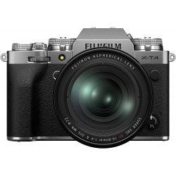 Fotocamera Mirrorless Fujifilm X-T4 kit 16-80mm F4 R OIS WR Silver