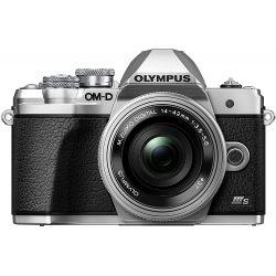 Fotocamera Olympus OM-D E-M10 Mark III S kit 14-42mm EZ silver