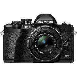 Fotocamera Olympus OM-D E-M10 Mark III S kit 14-42mm EZ nero