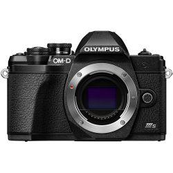 Fotocamera Olympus OM-D E-M10 Mark III S Body nero